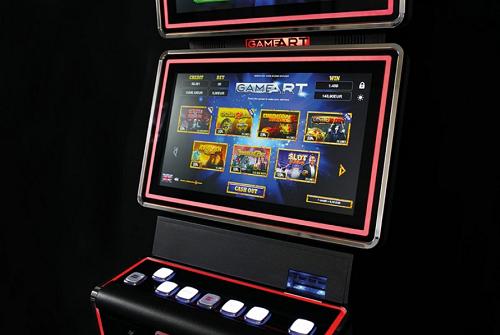 게임아트(gameart) 멀티 게임 머신