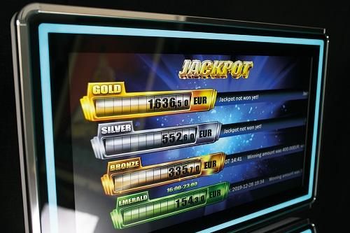 게임아트-gameart-멀티게임기-잭팟