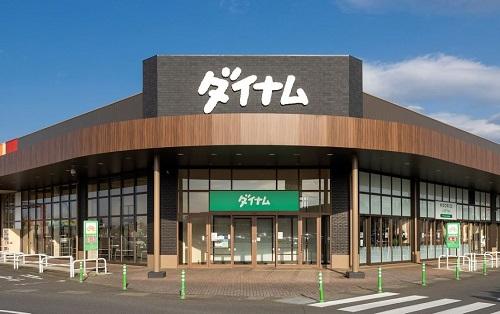 파칭코-파칭코 점포-DYNAM Shinrainomori AEON Town Mitominami