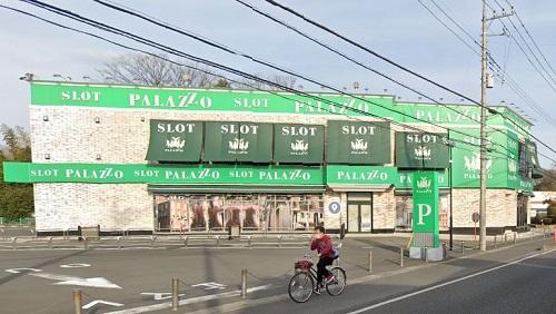 파칭코-파칭코 점포-Palazzo Kotesashi